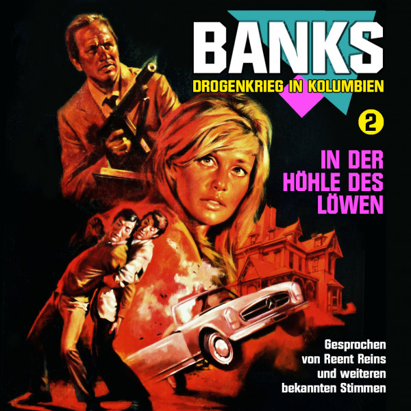 MP3-DOWNLOAD Banks-Drogenkrieg in Kolumbien 2: In der Höhle des Löwen
