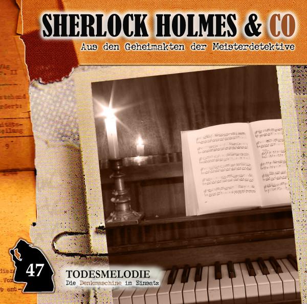 Sherlock Holmes und Co. CD 47: Todesmelodie