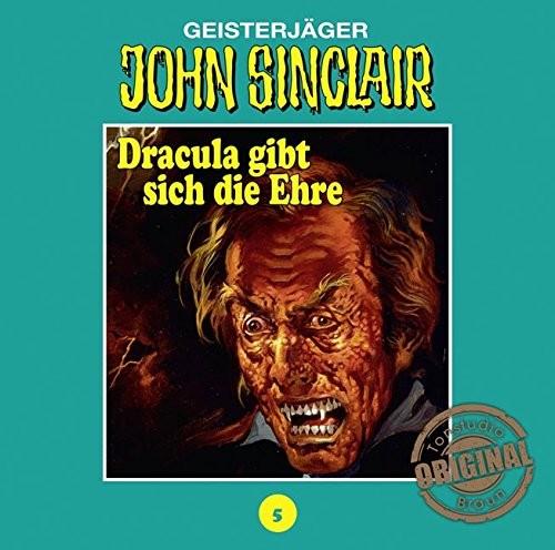 John Sinclair Tonstudio-Braun CD 05: Dracula gibt sich die Ehre (Teil 2 von 3)