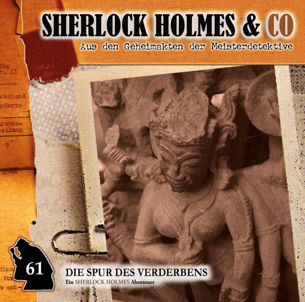 Sherlock Holmes und Co. CD 61: Die Spur des Verderbens (Teil 1)