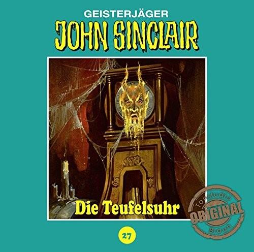 John Sinclair Tonstudio-Braun CD 27: Die Teufelsuhr