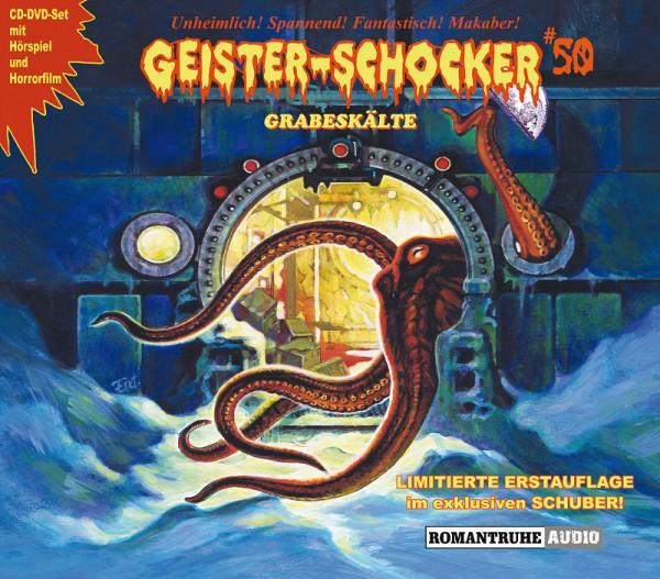 Geister-Schocker DVD-CD 50: Grabeskälte