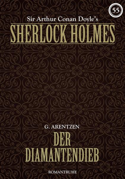E-Book Sherlock Holmes 55: Der Diamantendieb