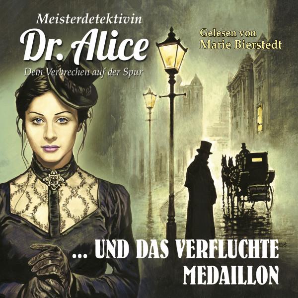 MP3-DOWNLOAD Dr. Alice 10: Das verfluchte Medaillon