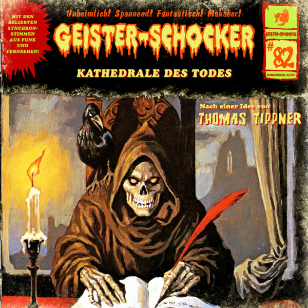 MP3-DOWNLOAD Geister-Schocker 82: Kathedrale des Todes