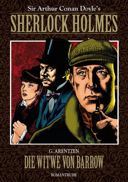 Sherlock Holmes - Die Neuen Fälle - Buch 16: Die Witwe von Barrow