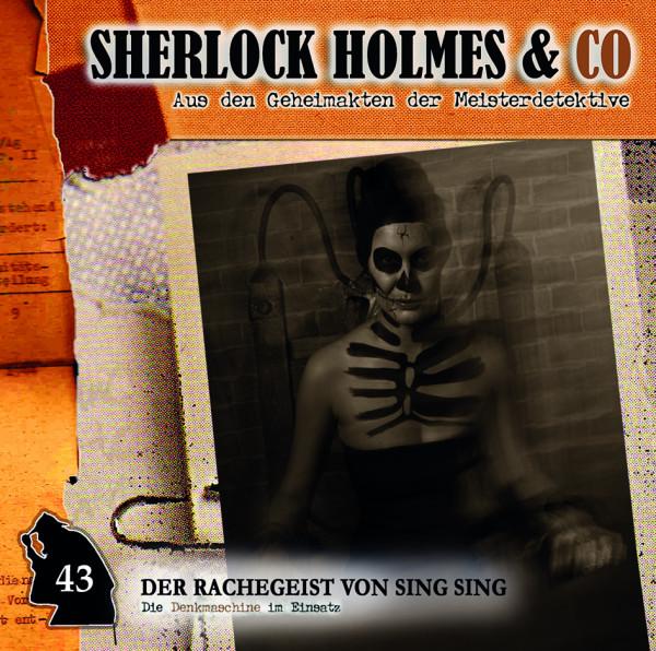 Sherlock Holmes und Co. CD 43: Der Rachegeist von Sing Sing