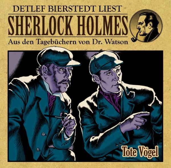 MP3-DOWNLOAD Sherlock Holmes-Aus den Tagebüchern von Dr. Watson - Hörbuch: Tote Vögel