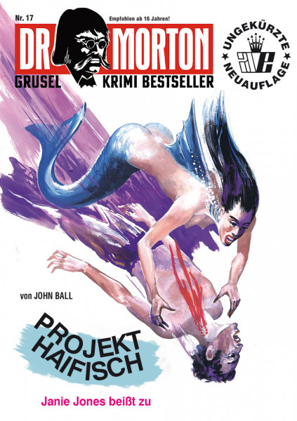 Ebook Dr. Morton 17: Projekt Haifisch