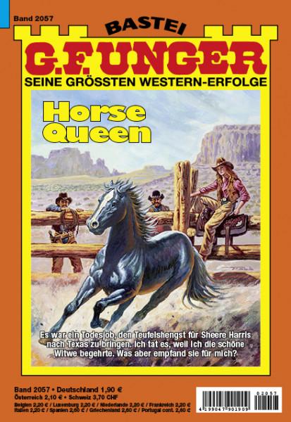 G. F. Unger 2057: Horse Queen