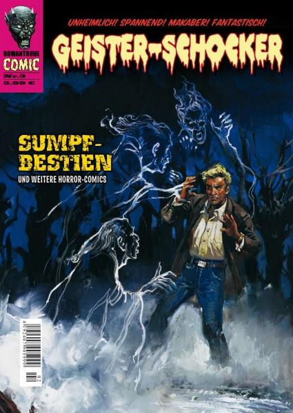 Geister-Schocker-Comic 03: Sumpf-Bestien