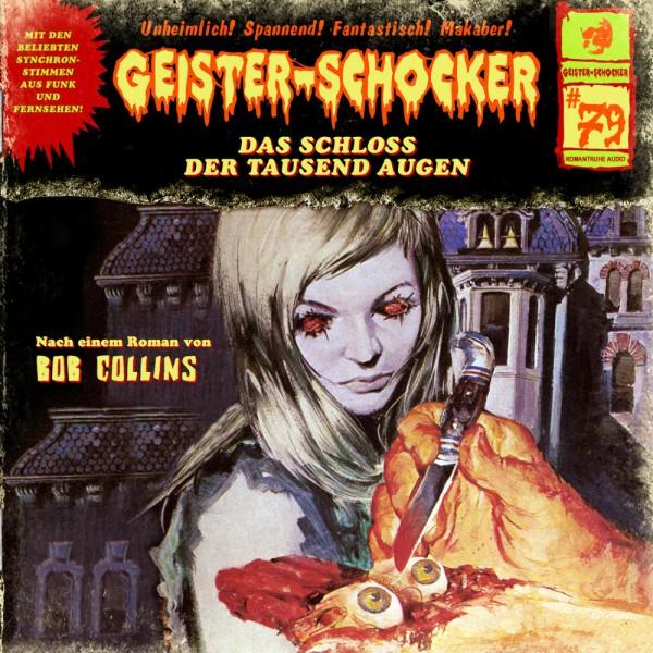 Geister-Schocker CD 79: Das Schloss der tausend Augen