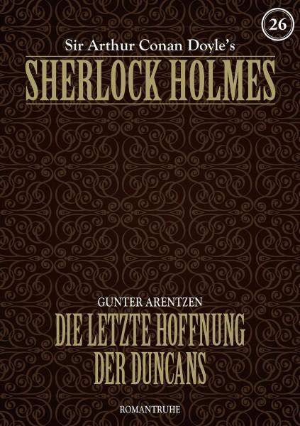 E-Book Sherlock Holmes 26: Die letzte Hoffnung der Duncans
