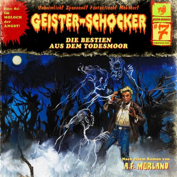 Geister-Schocker CD 07: Die Bestien aus dem Todesmoor