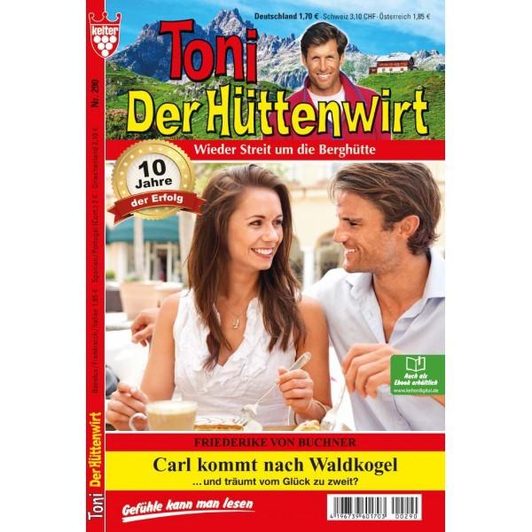 Toni - Der Hüttenwirt: Abo - jährliche Zahlung (26 Hefte/Jahr)