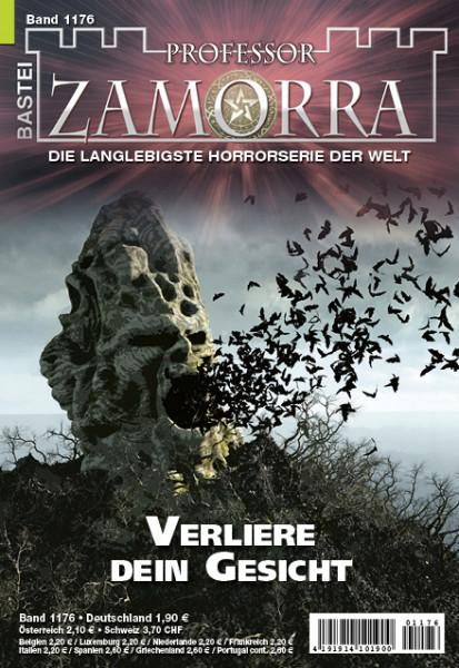Professor Zamorra 1176: Verliere dein Gesicht