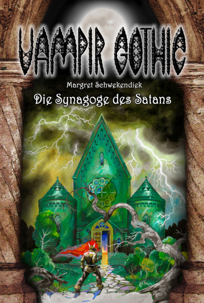 E-Book Vampir Gothic 30: Die Synagoge des Satans