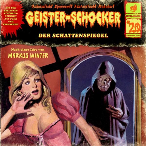 Geister-Schocker CD 20: Der Schattenspiegel