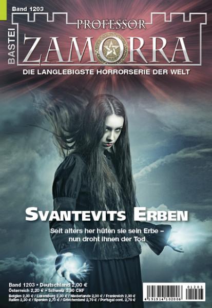Professor Zamorra 1203: Svantevits Erben (1. Teil)