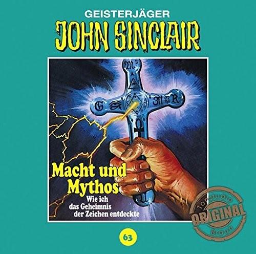 John Sinclair Tonstudio-Braun CD 63: Macht und Mythos (Teil 3)