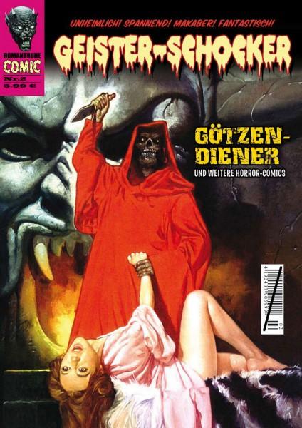 Geister-Schocker-Comic 02: Götzen-Diener