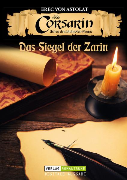E-Book Die Corsarin 06: Das Siegel der Zarin