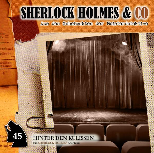 Sherlock Holmes und Co. CD 45: Hinter den Kulissen