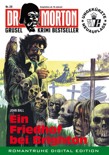 Ebook Dr. Morton 28: Ein Friedhof bei Brighton