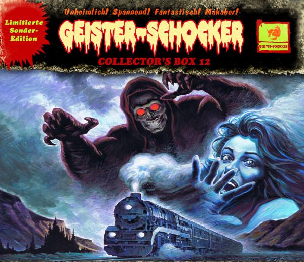 Geister-Schocker Collectors Box 12: (Folgen 32-34)