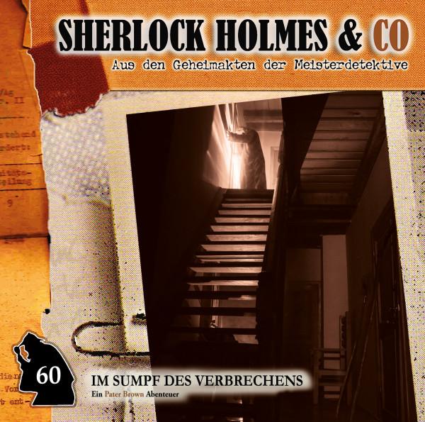 Sherlock Holmes und Co. CD 60: Im Sumpf des Verbrechens