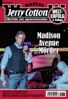 Jerry Cotton 2. Aufl. 2893: Madison Avenue Mörder