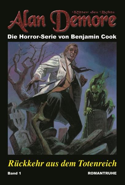 E-Book Alan Demore 01: Rückkehr aus dem Totenreich