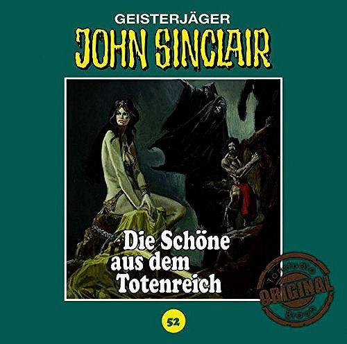 John Sinclair Tonstudio-Braun CD 52: Die Schöne aus dem Totenreich