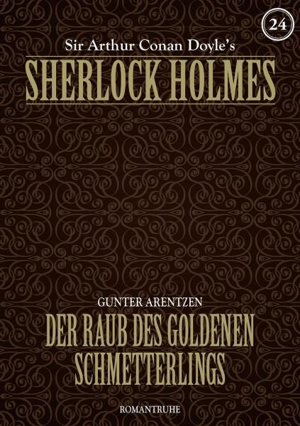 E-Book Sherlock Holmes 24: Der Raub des goldenen Schmetterlings