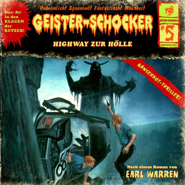 MP3-DOWNLOAD Geister-Schocker 05: Highway zur Hölle