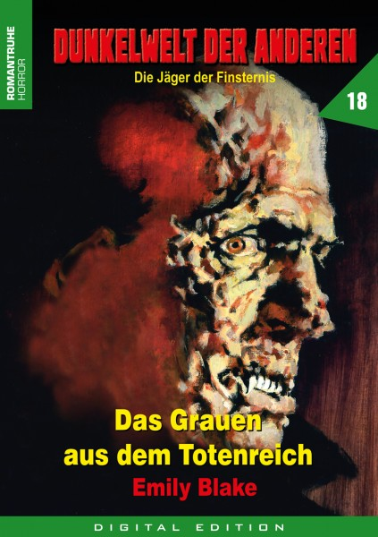 E-Book Dunkelwelt der Anderen 18: Das Grauen aus dem Totenreich