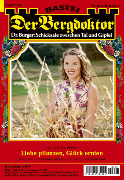 Der Bergdoktor 2028: Liebe pflanzen, Glück ernten