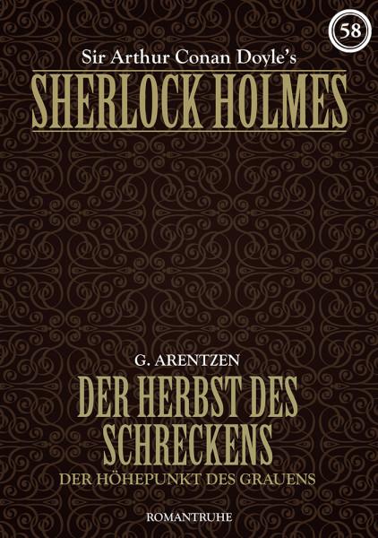 E-Book Sherlock Holmes 58: Der Herbst des Schreckens - Der Höhepunkt des Grauens