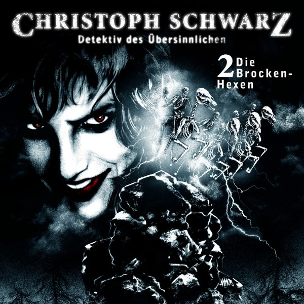 MP3-DOWNLOAD Christoph Schwarz-Hörspiel 2: Die Brocken-Hexen