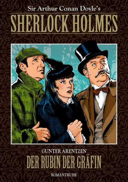 Sherlock Holmes - Die Neuen Fälle - Buch 06: Der Rubin der Gräfin