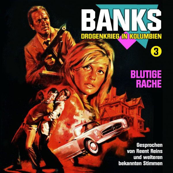 MP3-DOWNLOAD Banks-Drogenkrieg in Kolumbien 3: Blutige Rache