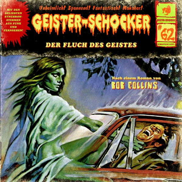 MP3-DOWNLOAD Geister-Schocker 62: Der Fluch des Geistes