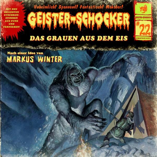 Geister-Schocker CD 22: Das Grauen aus dem Eis