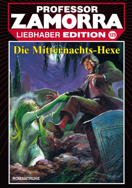 Zamorra Liebhaberedition 125: Die Mitternachts-Hexe