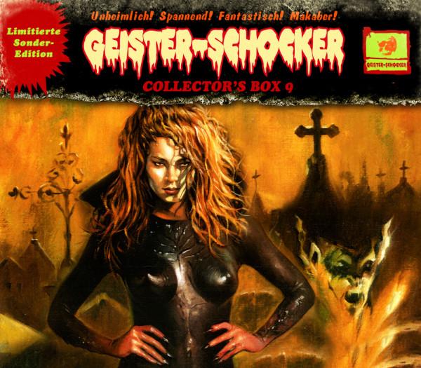Geister-Schocker Collectors Box 9: (Folgen 23-25)