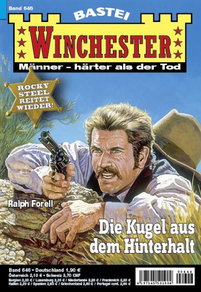 Winchester 646: Die Kugel aus dem Hinterhalt