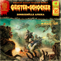 Geister-Schocker CD 85: Zombie-Hölle Afrika