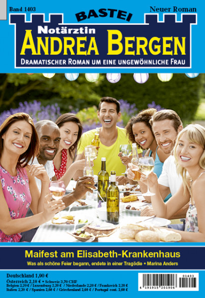 Dr. Andrea Bergen 1403: Maifest am Elisabeth-Krankenhaus