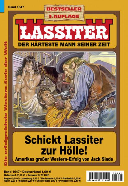 Lassiter 3. Auflage 1647: Schickt Lassiter zur Hölle