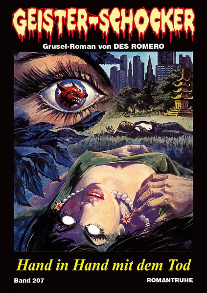 Geister-Schocker 207: Hand in Hand mit dem Tod